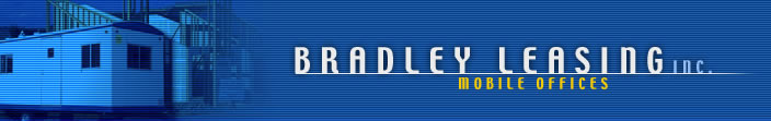 Bradley Leasing Inc. Mobile Offices